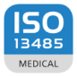 ISO 13485 - Domico Med Device - Medical devise design and manufacturing